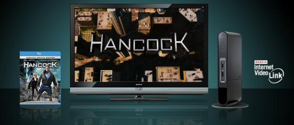 Hancock offered for BRAVIA Internet Video Link customers